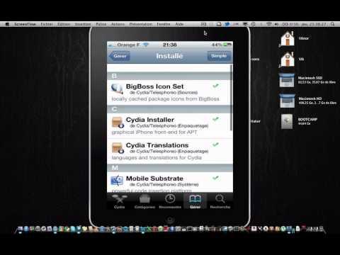 iJailBreak n°2 : Gérer Cydia et la source BigBoss