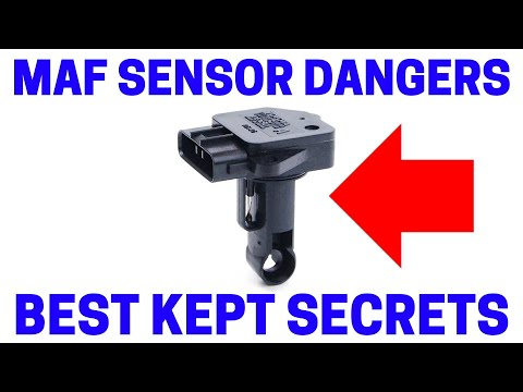 The Dangers Of Not Replacing A Bad Mass Air Flow Sensor On Your Car - P0100 - P0104, P0171, P0174