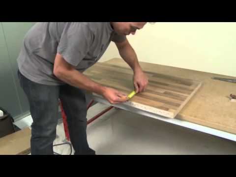 How to cut and butt™ benchtops | kaboodle kitchen