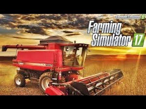 Farming Simulator 2017 My Farm ,  Part 1 Mission, Canola Farming, 3 Fields