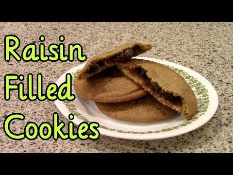 Raisin Filled Cookies (Cookie Week!)