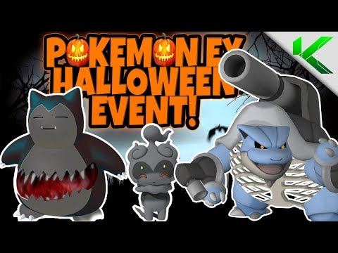 POKEMON FIGHTERS EX HALLOWEEN EVENT! HOW TO DO IT! FULL TUTORIAL!