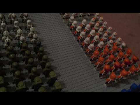 Lego clone army update: 200 clones and growing
