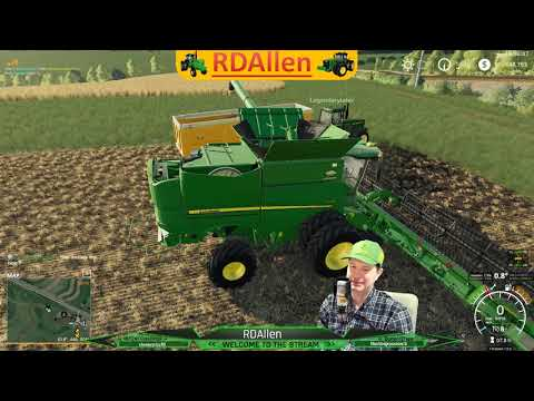 We've Upgraded Planters! Westby Wisconsin FS19 Multiplayer RDAllen 01 23 19