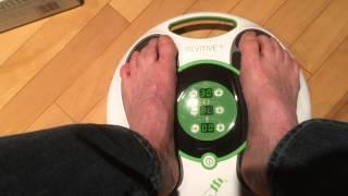 Review - Revitive IX Circulation Booster - Effective for Leg Calf Cramps