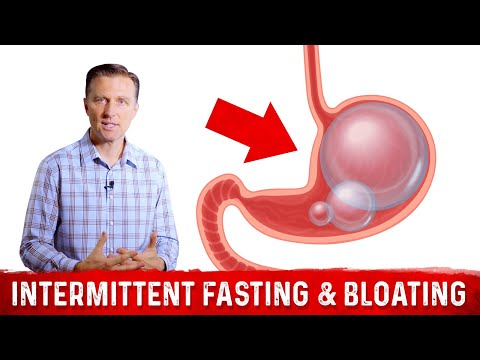 Intermittent Fasting - Bigger Meals - Avoiding Excessive Bloating