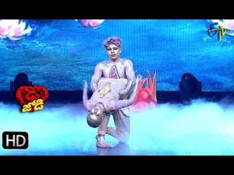 Xxx Mp4 Ritik And Tanvi Performance Dhee Jodi 5th December 2018 ETV Telugu 3gp Sex
