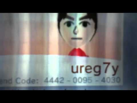 Friend codes pokemon x and y