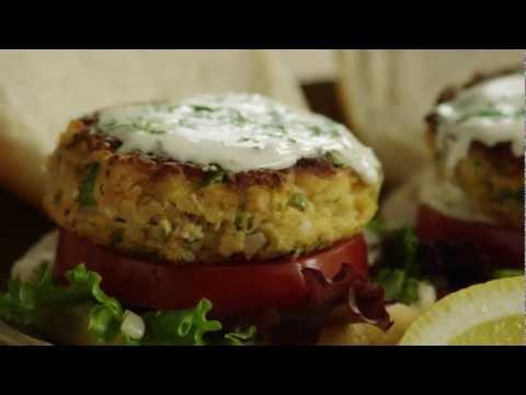 How to Make Yummy Lemon Salmon Burgers | Salmon Recipe | Allrecipes.com