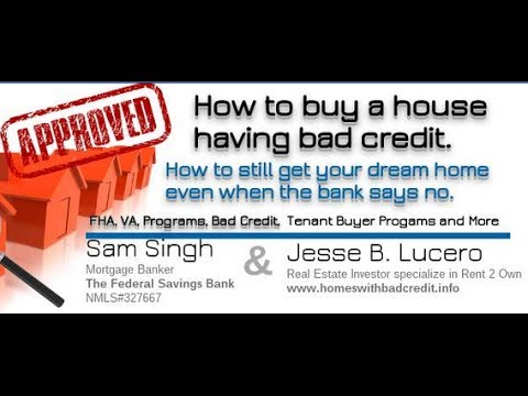 Welcome to How to buy your house with bad credit Facebook Group.