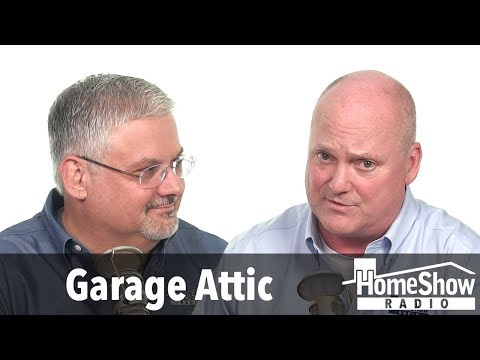 What's the best way to ventilate our garage attic?