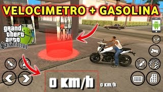 HUD DO GTA V PARA GTA SA ANDROID
