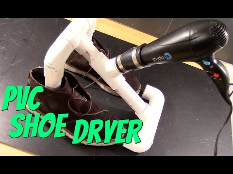 How to make efficient shoe dryer