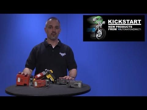 IDEM Solenoid Locking Switches Safety Locking Switches KickStart