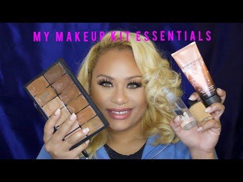 My Makeup Kit Essentials