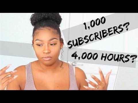 Is Youtube Making It Harder For Small Youtubers? Youtube Partner Program Change