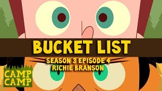 Camp Camp Soundtrack: Bucket List - Richie Branson | Rooster Teeth