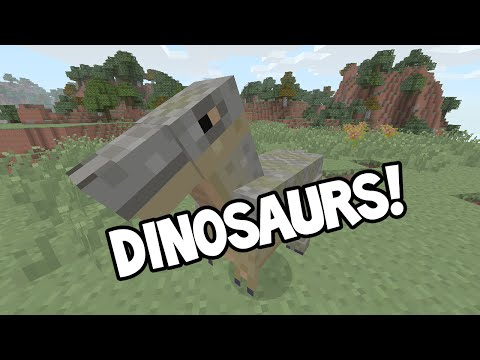 Minecraft (Xbox360/PS3) - TU19 UPDATE! - ALL HORSES IN TEXTURE PACKS + T-REX, DINOSAURS + MORE!