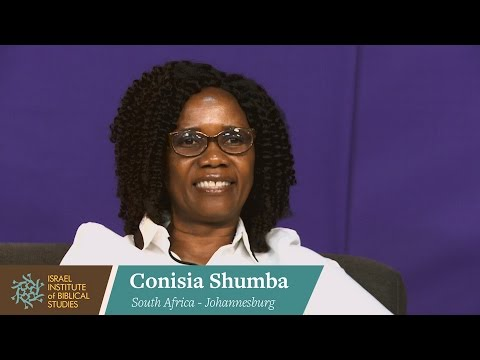The Israel Institute of Biblical Studies - Review by: Conisia Shumba