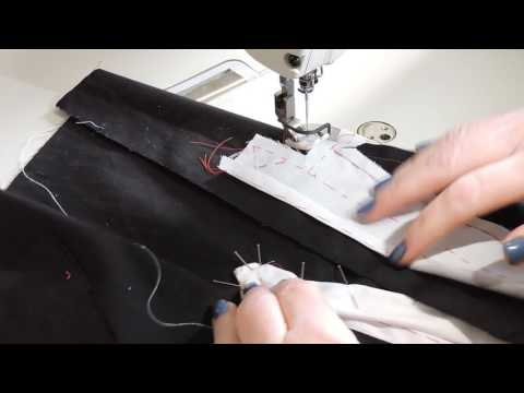How to Sew a Shirt Sleeve Placket