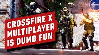 CrossfireX Multiplayer is Dumb Fun on Xbox One
