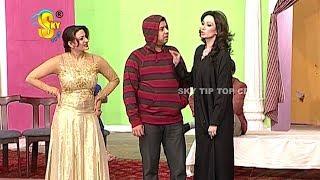 Nasir Chinyoti Iftikhar Thakur and Naseem Vicky Muhabbat CNG 4 Stage Drama Clip