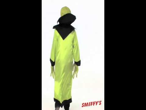 22006 Alien Lord Costume Video