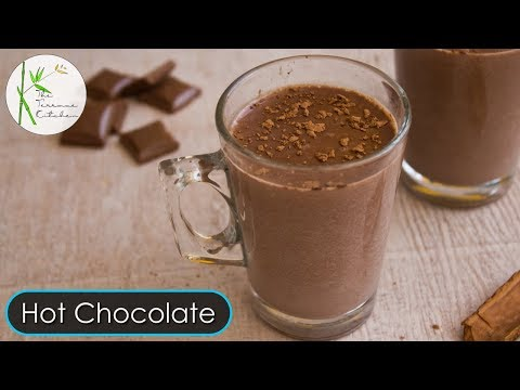 Hot Chocolate Recipe | Delicious Hot Chocolate | Tasty Hot Chocolate ~ The Terrace Kitchen