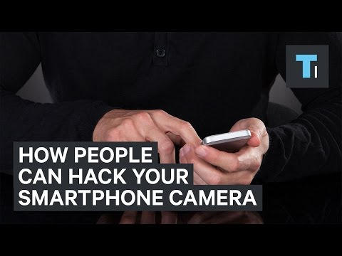 How hackers and governments can hack your smartphone camera
