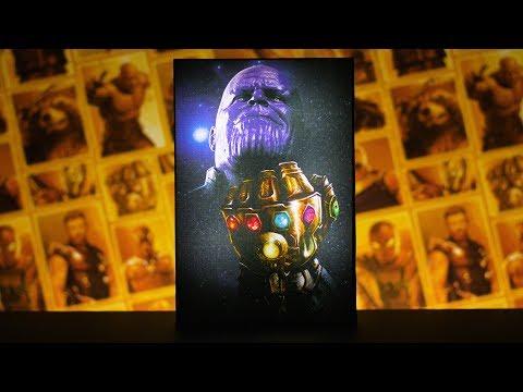 Marvel Avengers Infinity War Luminart | Paladone