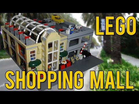 Lego Shopping Mall (20k sub special!)