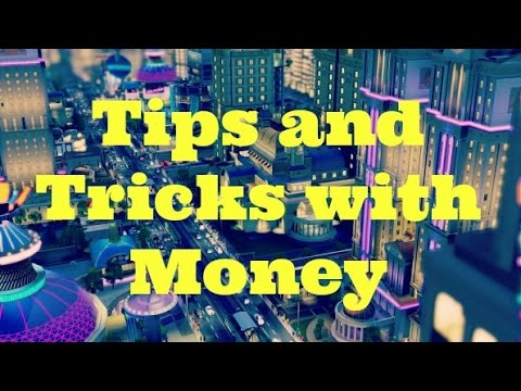 SimCity Buildit Tips and Tricks with money
