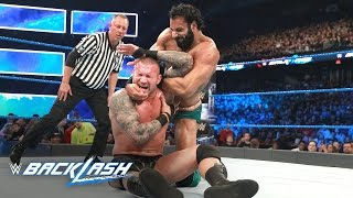 WWE Backlash: RELIVE on WWE Network!