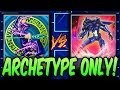 Dark Magicians are Back! ARCHETYPE ONLY LIVE TOURNAMENT!
