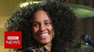 Alicia Keys: The 100 Women Interview - BBC News