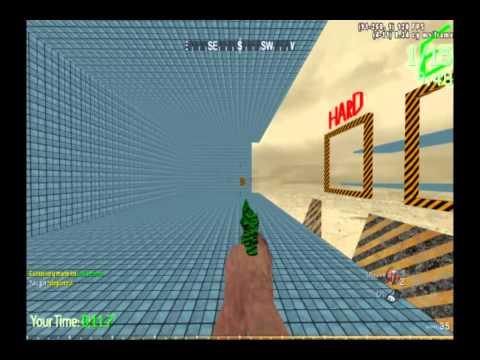 [Cod4 DeathRun] Speed Run of Bounce Easy and hard