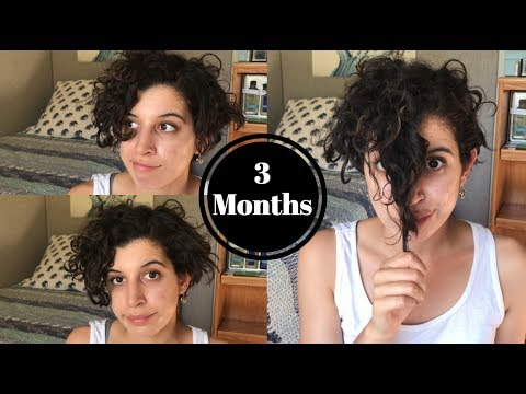 Growing Out My Pixie Cut | 3 Month Update