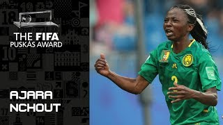 FIFA PUSKAS AWARD 2019 NOMINEE: Ajara Nchout
