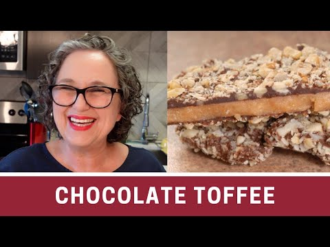 How to Make Chocolate Toffee Crunch -- The Frugal Chef