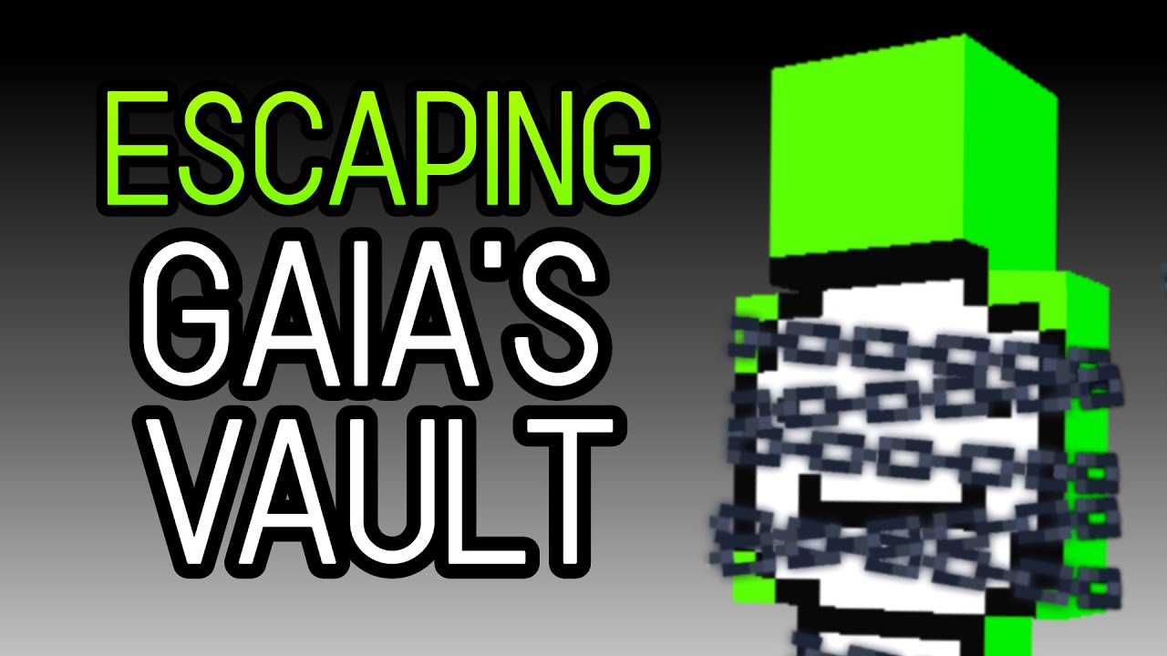 Escaping The Perfect Minecraft Prison (gaias vault v3)
