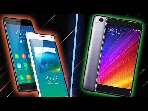 BEST GAMING SMARTPHONES - Top 5 Budget Android Gaming Smartphones 2017! | Sami Loyal