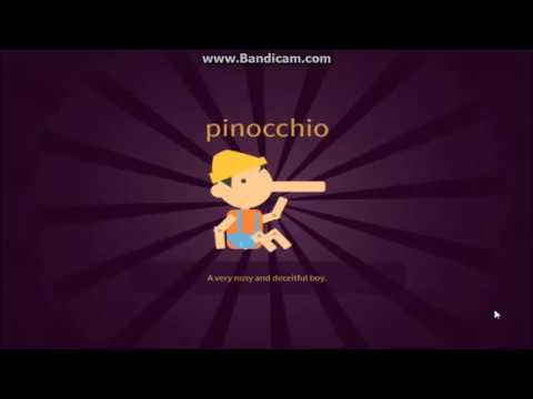LITTLE ALCHEMY 2- how to make Pinocchio
