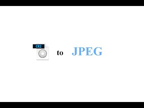 How to convert RAW to JPEG | in 1 minute | Adobe Photoshop | window 7,8,10 | tutorial