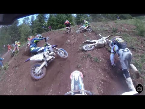 Erzberg Rodeo Hare Scramble 2018 - Nachette10 On Board