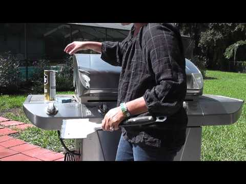 How to get rust off a stainless grill-Today's Living