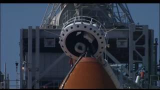 Lancio dello Shuttle in alta definizione 1280x720