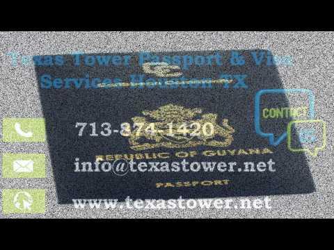 Visa Services in Houston TX