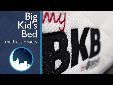 BKB Big Kids Bed Mattress Review