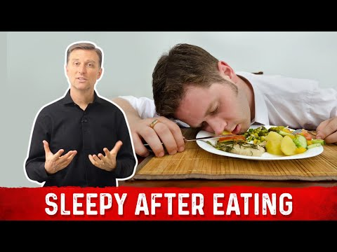 Sleepy After Eating?