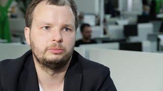 Marek Prchal v DVTV. Rozhovor, který už asi znovu neuvidíte, představuje Martin Veselovský